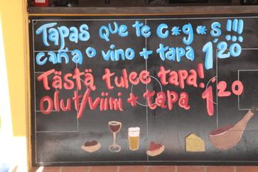 La oferta en castellano y en finés?