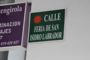 La Taberna está en la calle Feria de San Isidro Labrador