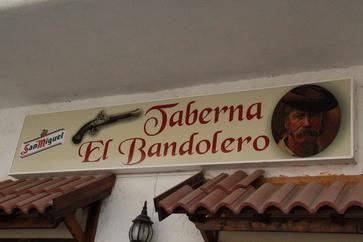 """Taberna """"El Bandolero"""""""