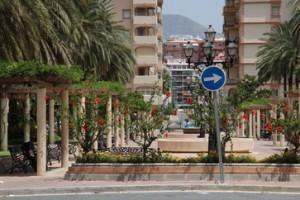 Detalle Plaza Hispanidad