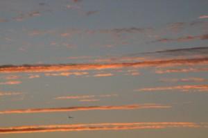 Puesta del Sol del 30 de agosto de 2012