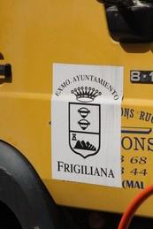 Escudo del ayuntamiento de Frigiliana