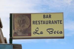 "Bar-Restaurante ""La Boca"""