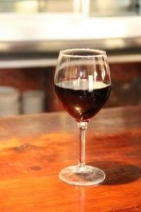 Copa de Crianza Rioja. Con esta bebida el precio sube a 2€