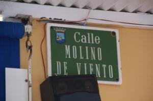 """""""La Boca"""" está en la calle """"Molino de Viento"""" nº 9"""