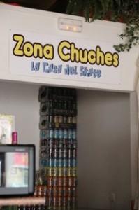 Zona chuches