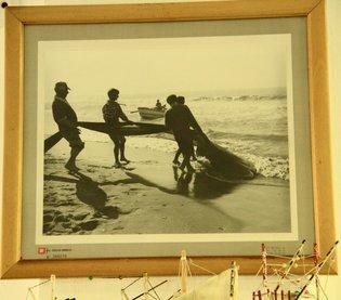 Una imagen de la pesca con jabegote