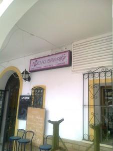 Bar Restaurante Nuevo Barrio