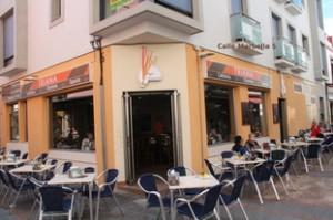 Cafetería Triana.