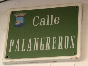 Calle palangreros