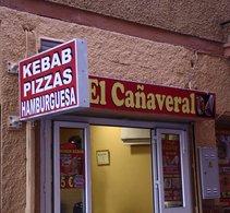 El Cañaveral. Kebab, pizzas, hamburguesería