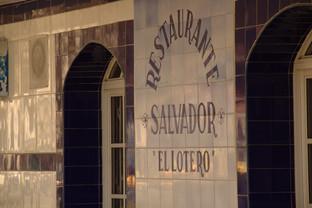 """Restaurante Salvador """"El lotero"""""""