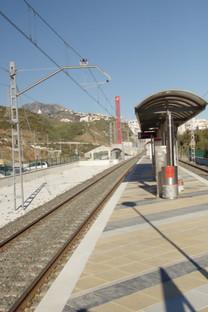 Estación de Carvajal.