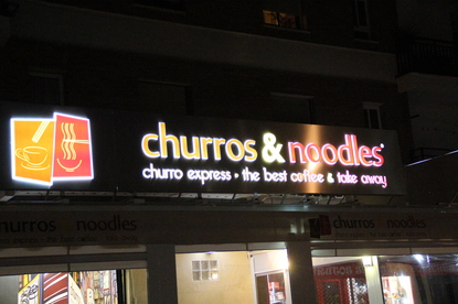 Churros & Noodlles