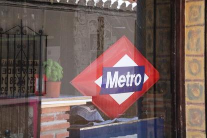 El metro de Madrid en Fuengriola