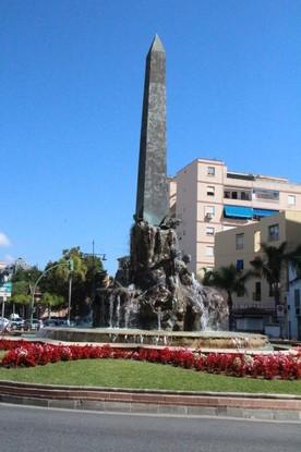 Rotonda del obelisco