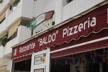"""Restaurante, Pizzeria """"Baldo"""""""