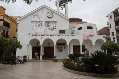 Iglesia Nuestra señora del Carmen y de la Santa Fe