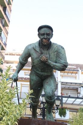 Homenaje al pescador. El Jabegote