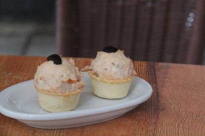 Tapa: los cántaos picantes de la bandolera