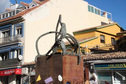 Monumento a las victimas del terrorismo