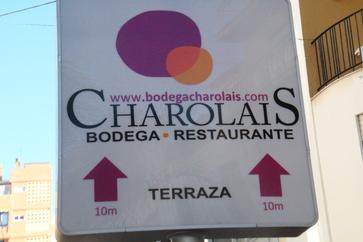 Charolais, bodega restaurante
