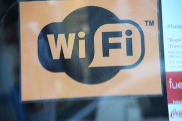 Canela. Wifi gratis a sus clientes