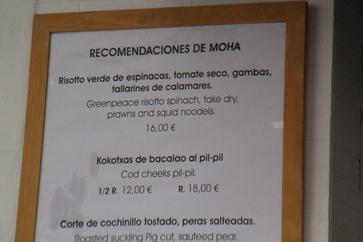 Recomendaciones de Moha