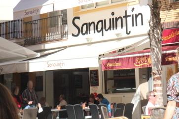 Sanquintín (o San Quintín)