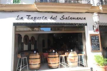 La tapería de Salamanca