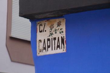 C/ Capitán