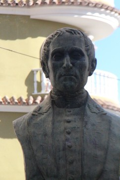 Busto de Louis Braille