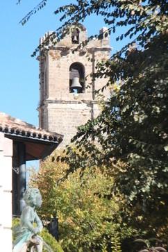 Torre de la iglesia de Nuestra Señora de la Asunción