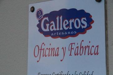 Galleros