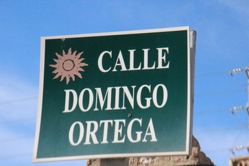 C/ Domingo Ortega