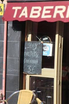 Hay Mojitos cubanos a 3€