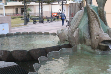 La fuente de los peces de André López Yebra