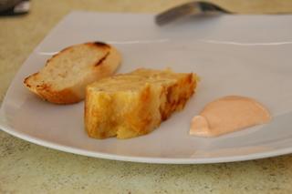 Pinchito de tortilla