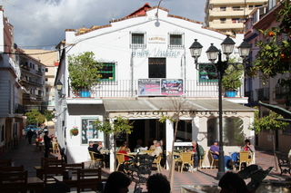Salón Varetés desde la plaza