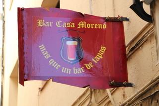 Bar Casa Moreno, más que un bar e tapas