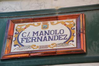 C/ Manolo Fernández