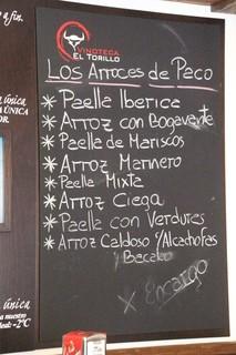 Los arroces de Paco