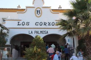 """Restaurantye """"Los Corzos"""" del hotel """"La Palmosa"""""""