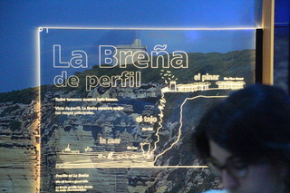 El perfil de La Breña