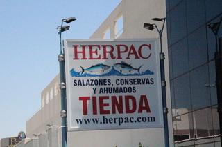Fabrica de conservas HERPAC