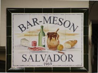 Mesón Salvador