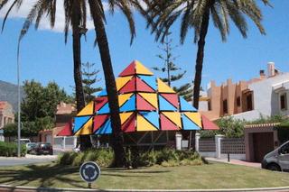 Rotonda de la pirámide