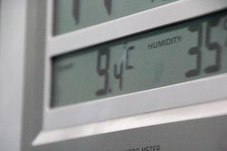 Temperatura óptima: 9,41C. Humedad