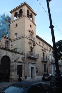 Iglesia de los remedios 1628-1687
