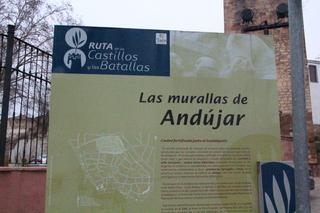 Las murallas de Andújar